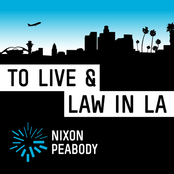 To Live and Law in LA Podcast Artwork Image