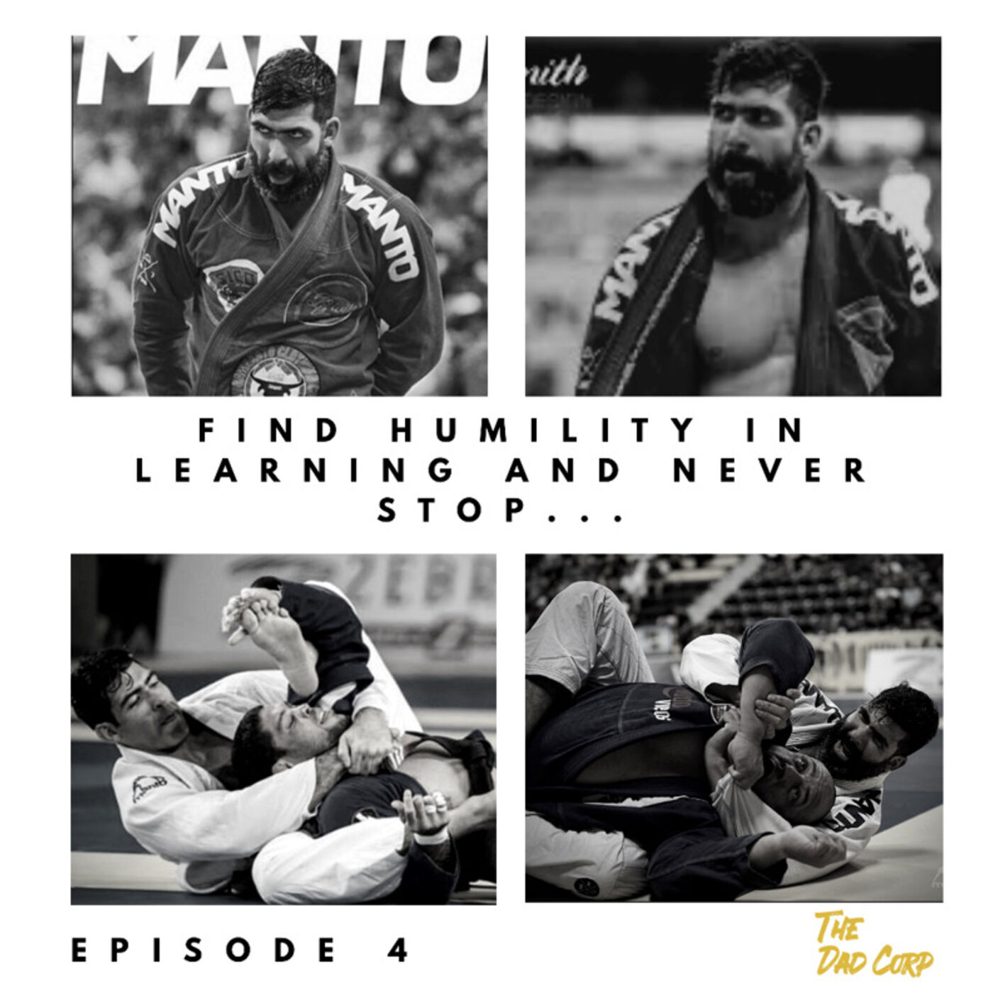 Find Humility in Learning and Never Stop with BJJ World Champion Abraham Marte