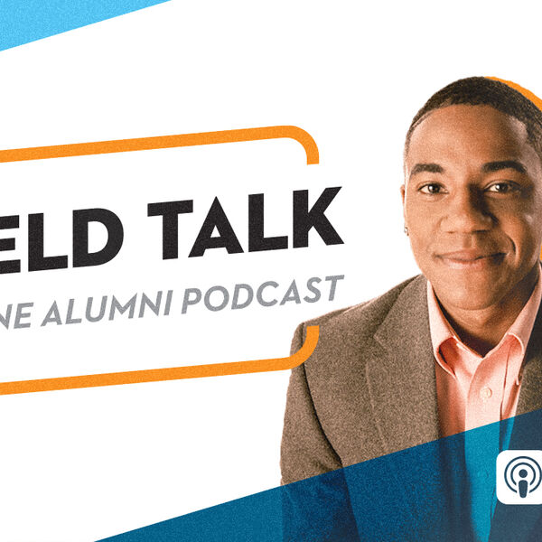 Shield Talk: The Doane Alumni Podcast  Podcast Artwork Image