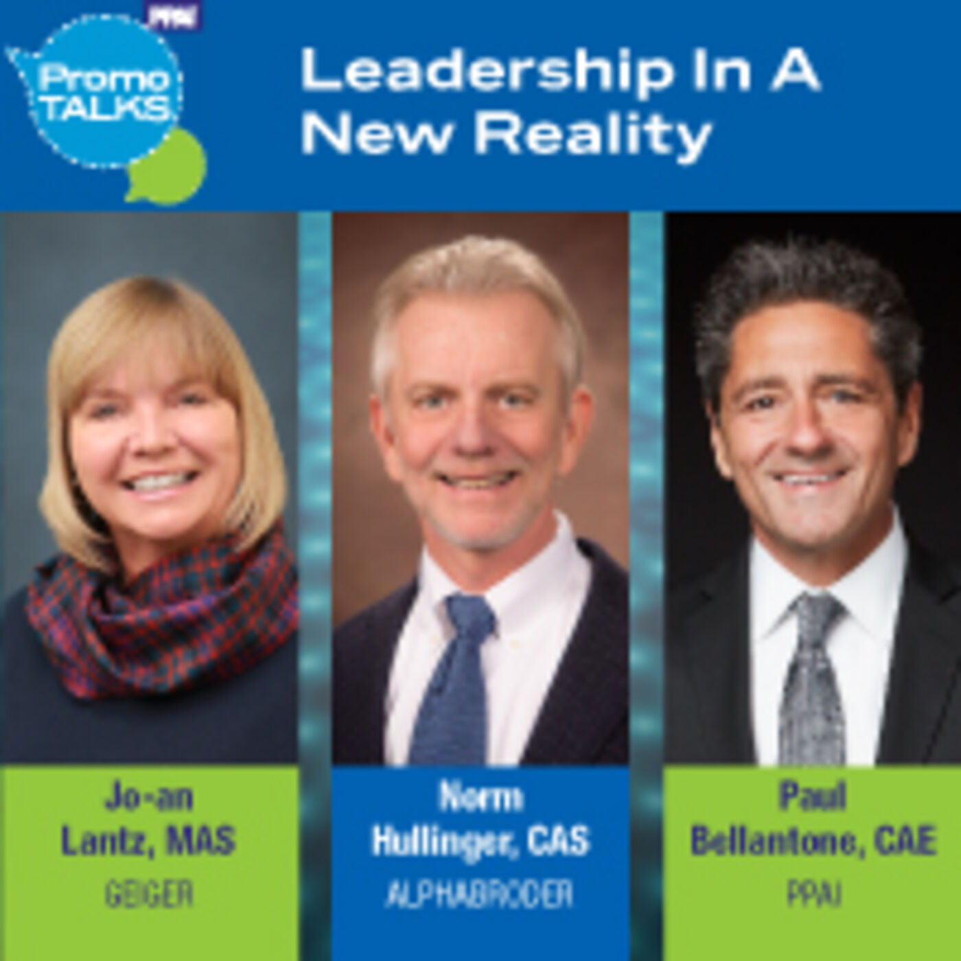 PPB Presents: Leadership In A New Reality