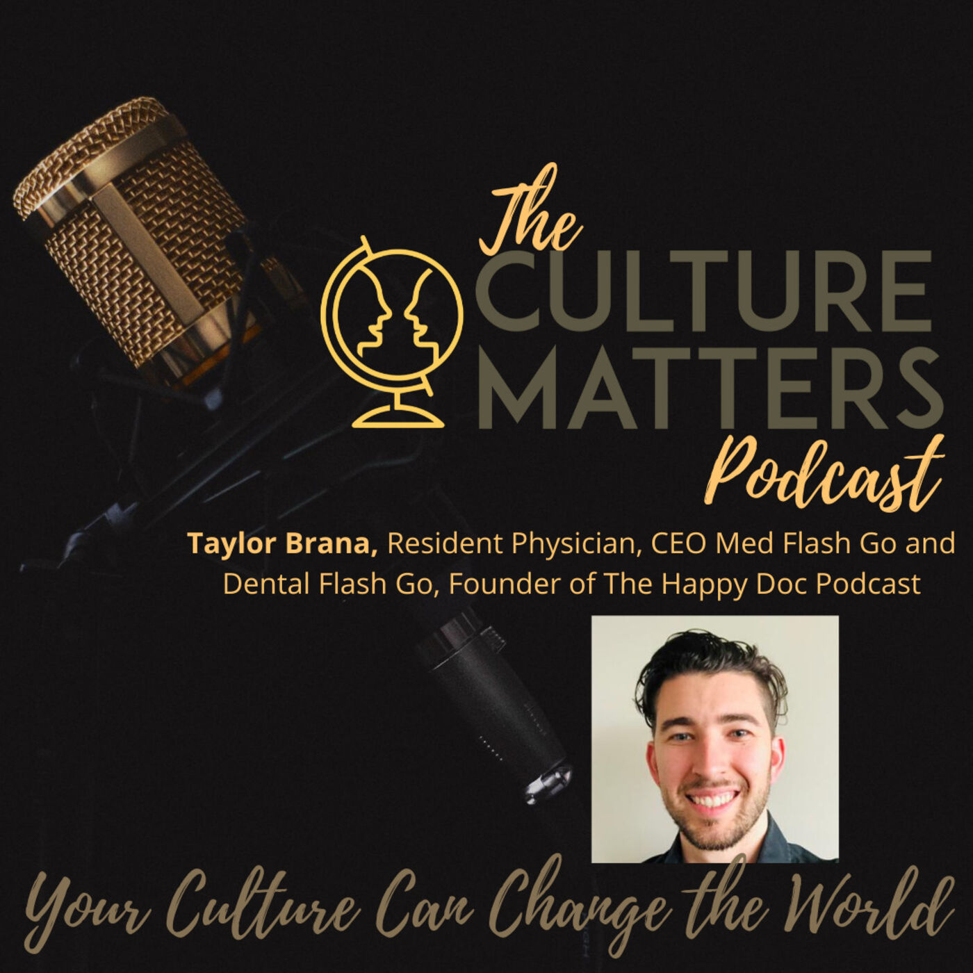 Season 6, Episode 68: Guest: Taylor Brana: Operate at a Higher Level