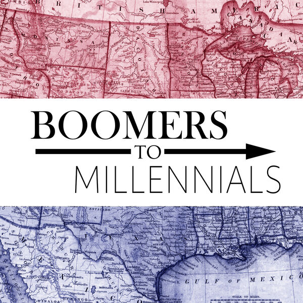 From Boomers to Millennials: A Modern US History Podcast Podcast Artwork Image