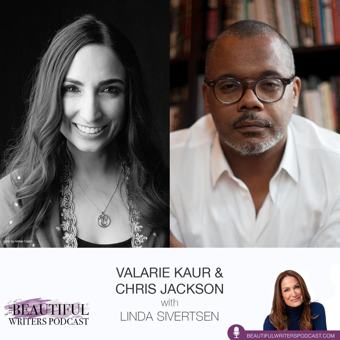 Valarie Kaur & Chris Jackson: A World-Changer and Her Superhero Publisher