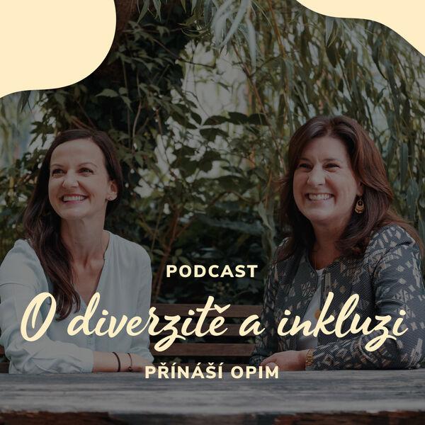 Diverzita a inkluze s OPIM Podcast Artwork Image