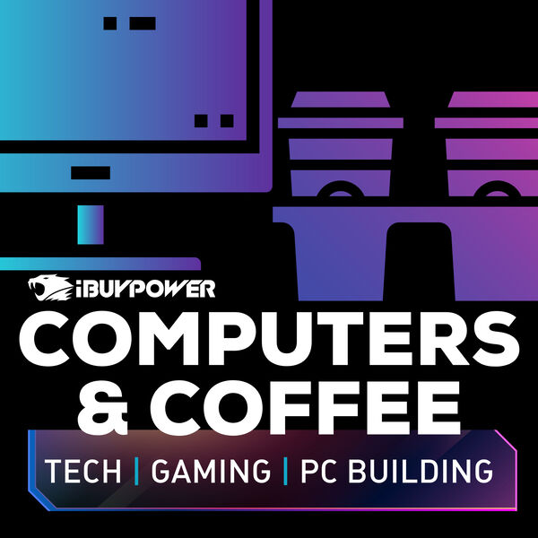 Computers and Coffee Podcast Artwork Image