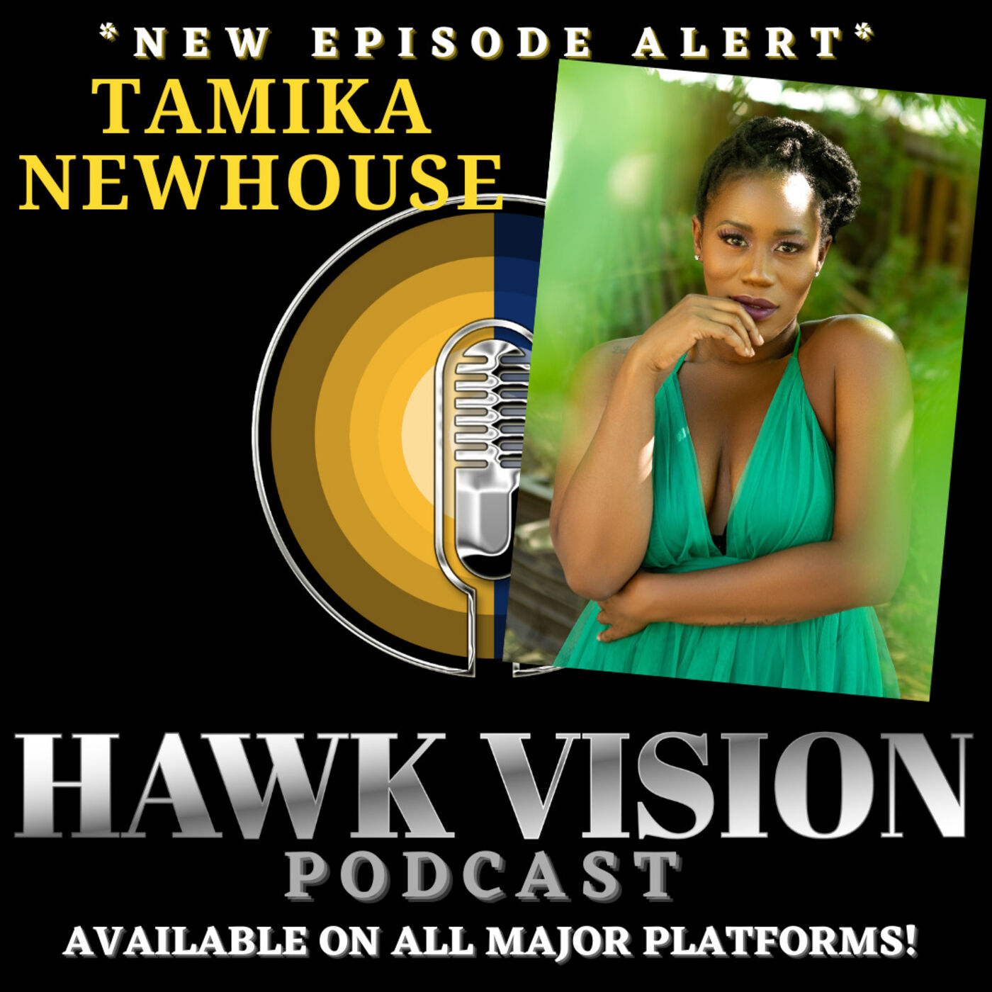 Tamika Newhouse- From Urban Fiction To Real Life Legend
