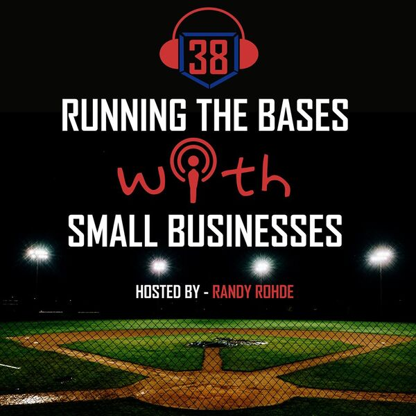 Running the Bases with Small Businesses Podcast Artwork Image