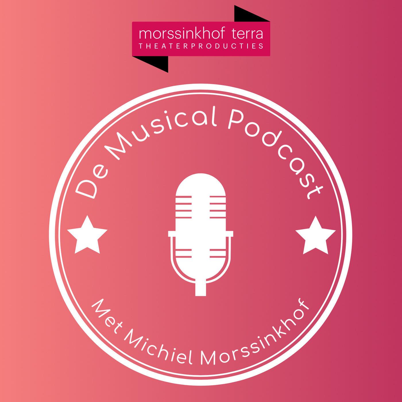 De Musical Podcast logo