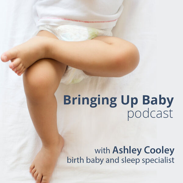 Bringing Up Baby Podcast Artwork Image