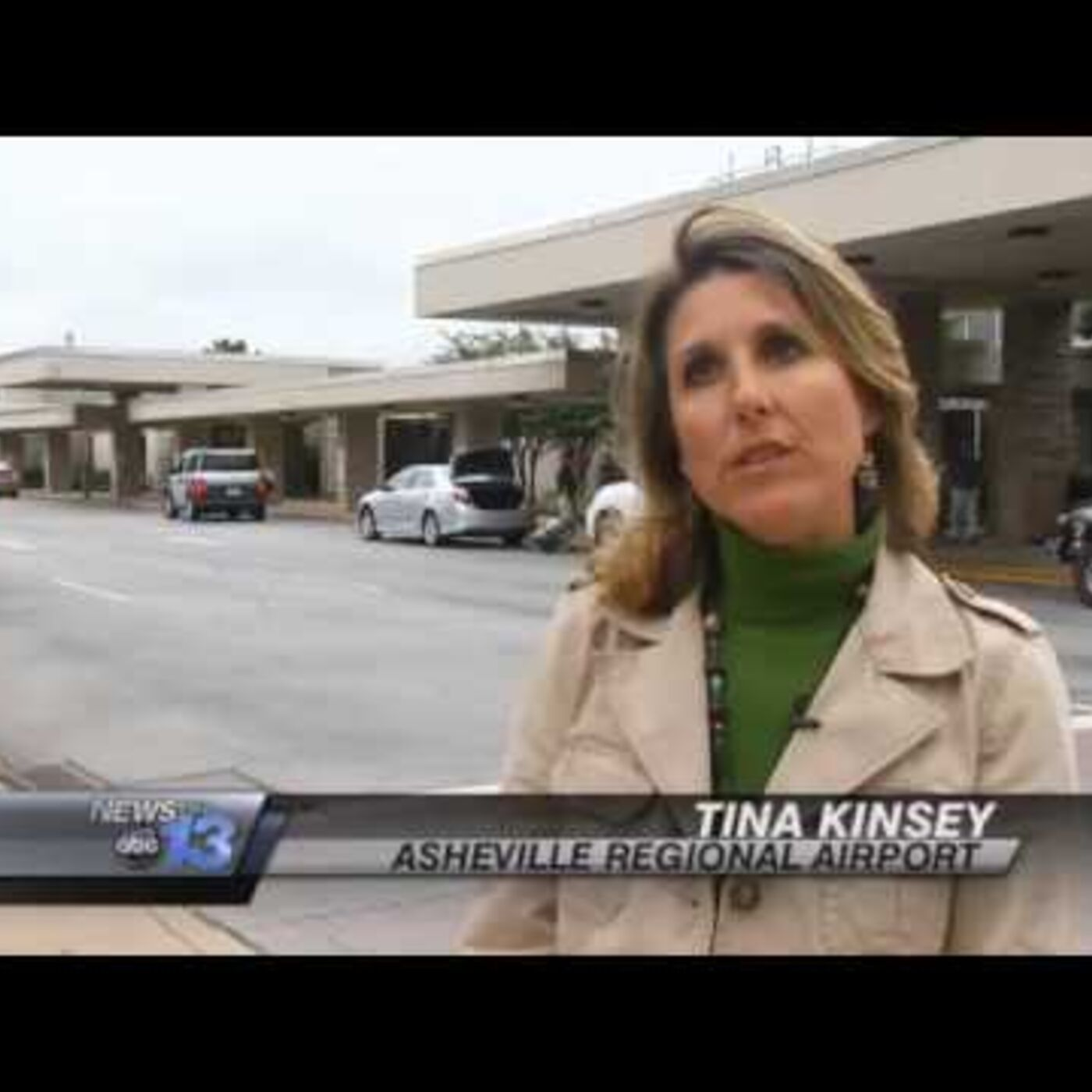 Asheville NC Airport's Tina Kinsey shares the airport growth and covid travel update