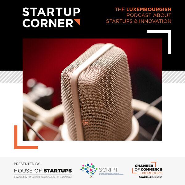 Startup Corner Podcast Artwork Image
