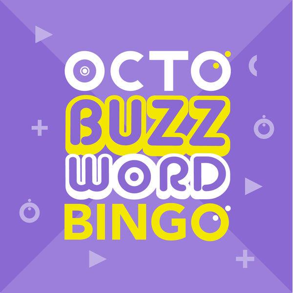 OCTO Buzzword Bingo Podcast Artwork Image