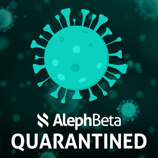 Aleph Beta Quarantined Podcast Artwork Image