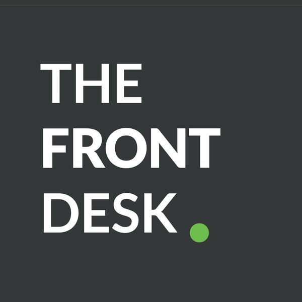 The Front Desk Podcast Artwork Image