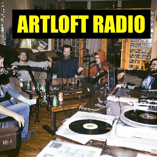 Artloft Radio Podcast Artwork Image