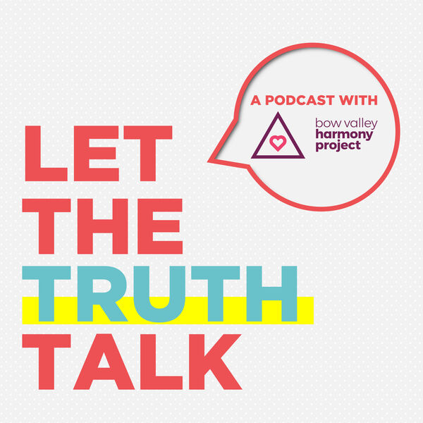 Let the Truth Talk  Podcast Artwork Image