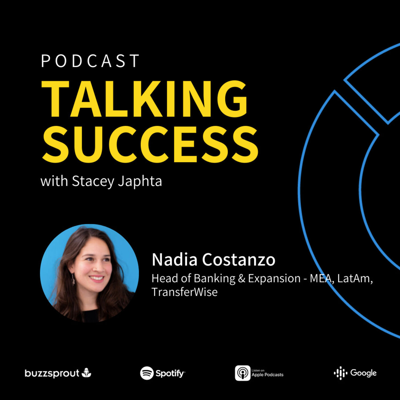 Nadia Costanzo, Head of Banking and Expansion (MEA & LatAm) at TransferWise - All things FinTech, Expanding into new markets, & Mission Zero