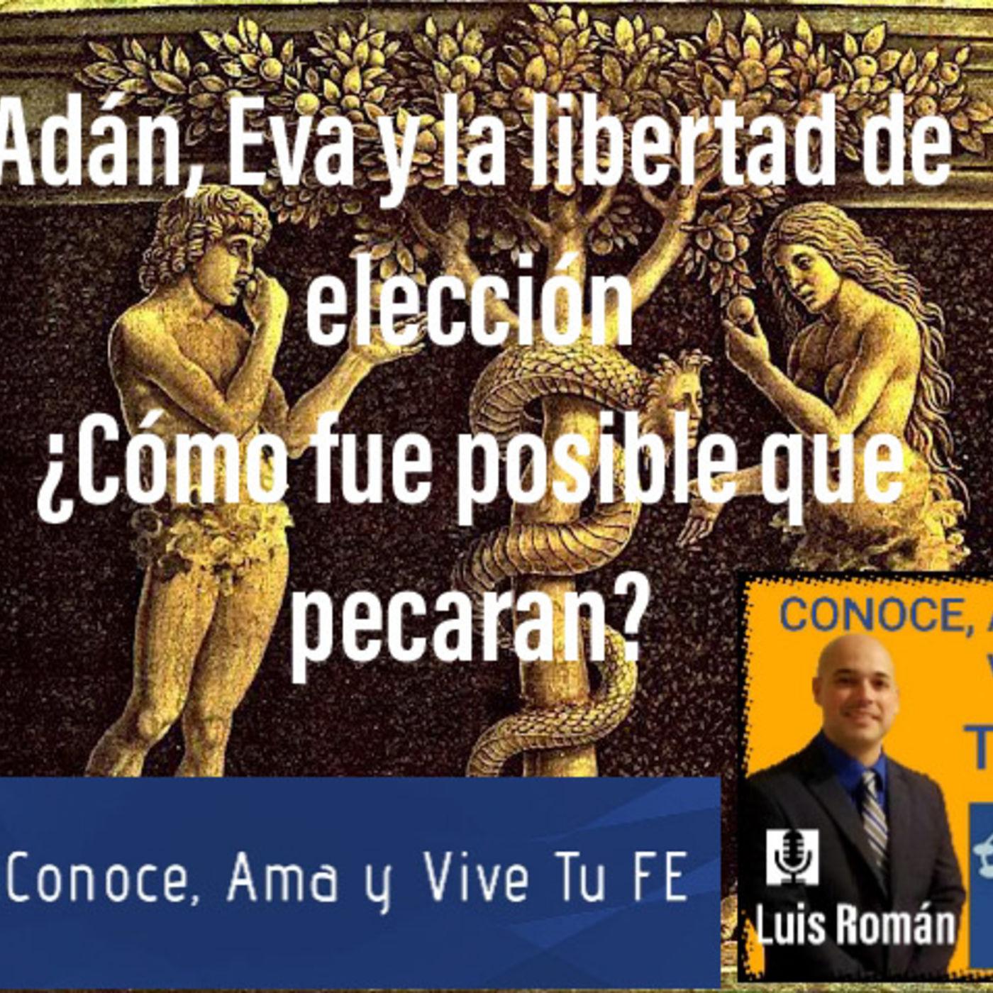 Episodio: 31 Adán, Eva y la libertad de elección
