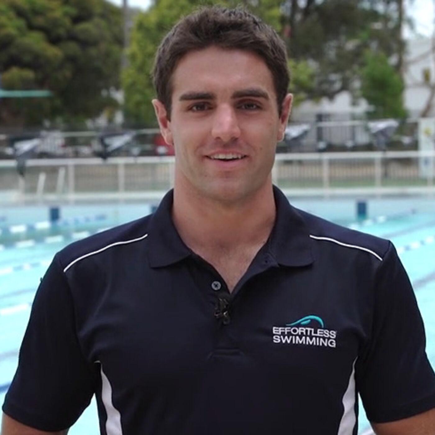 Brenton Ford's Marathon Swim Story