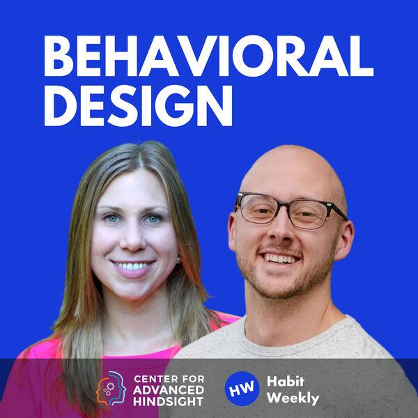 The Behavioral Design Podcast Podcast Artwork Image