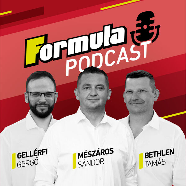 Formula Podcast Podcast Artwork Image