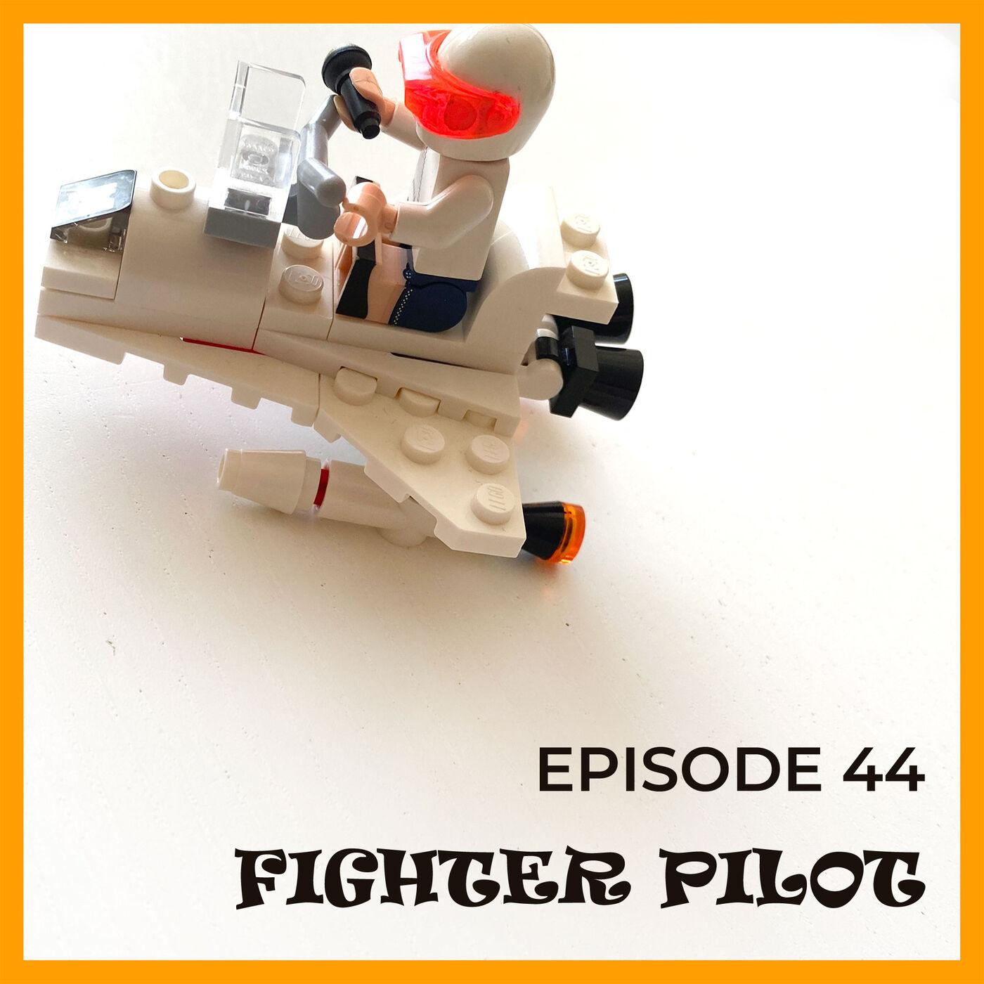 Fighter Pilot - Mandy Hickson