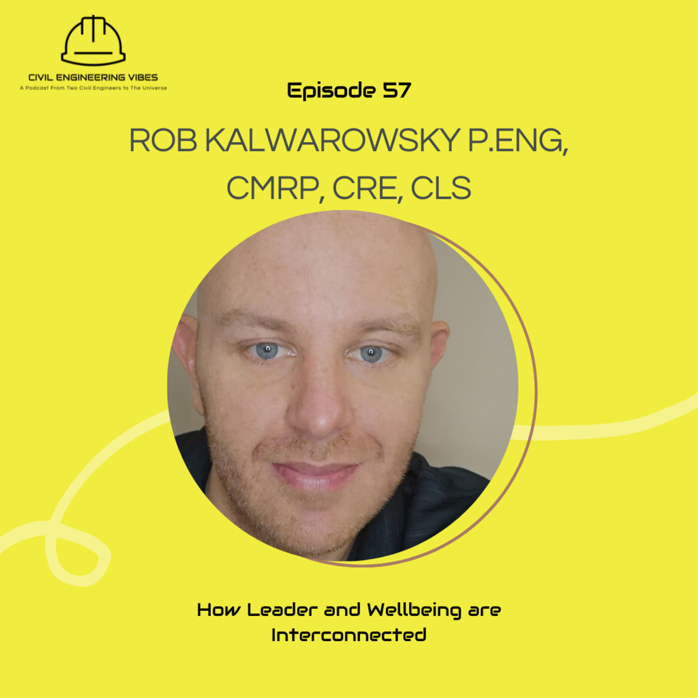 How Leader and Wellbeing are Interconnected with Rob Kalwarowsky P.Eng, CMRP, CRE, CLS