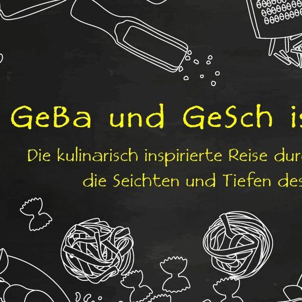GeBa und GeSch ist Podcast Artwork Image