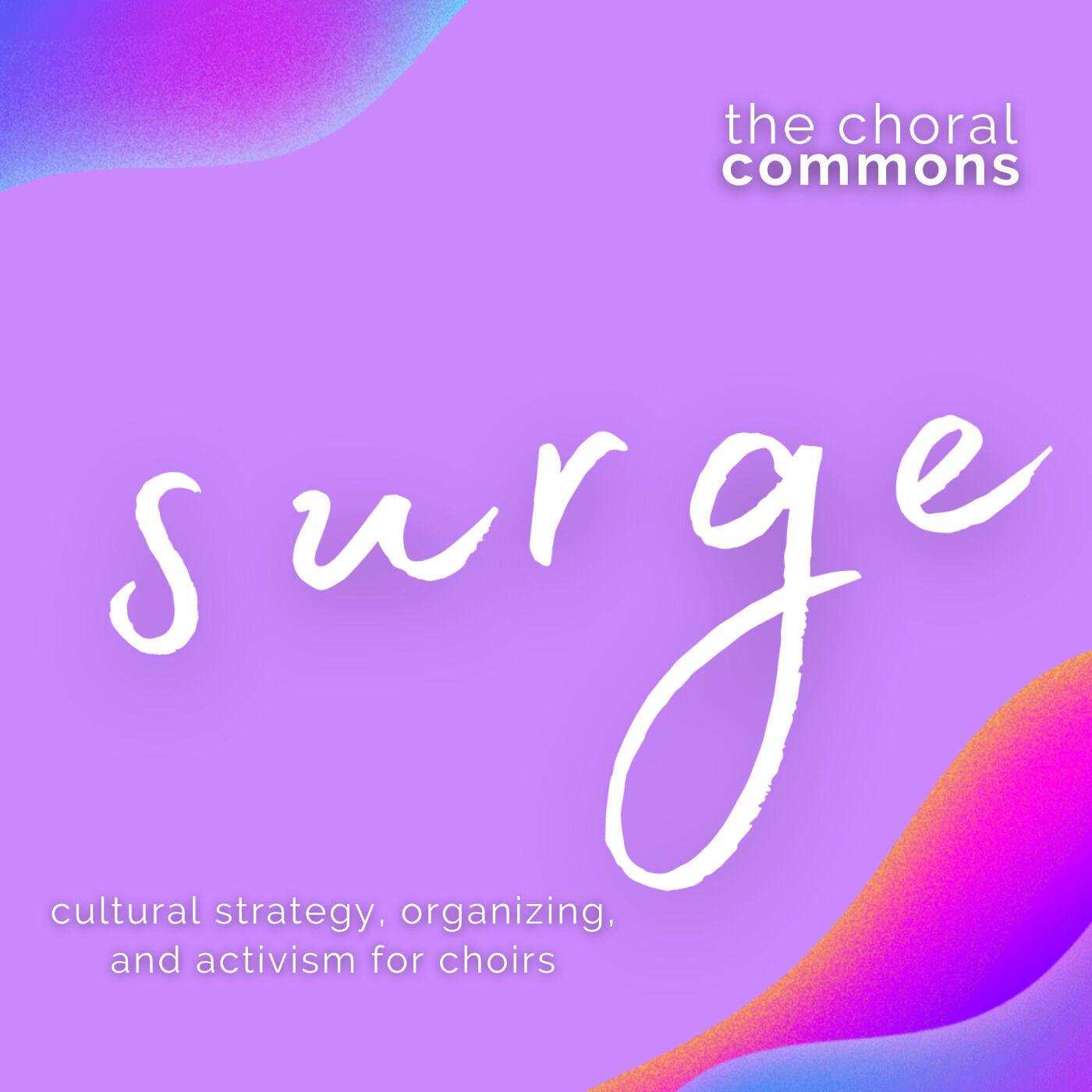 The Choir as Dreamspace // Aisha Shillingford