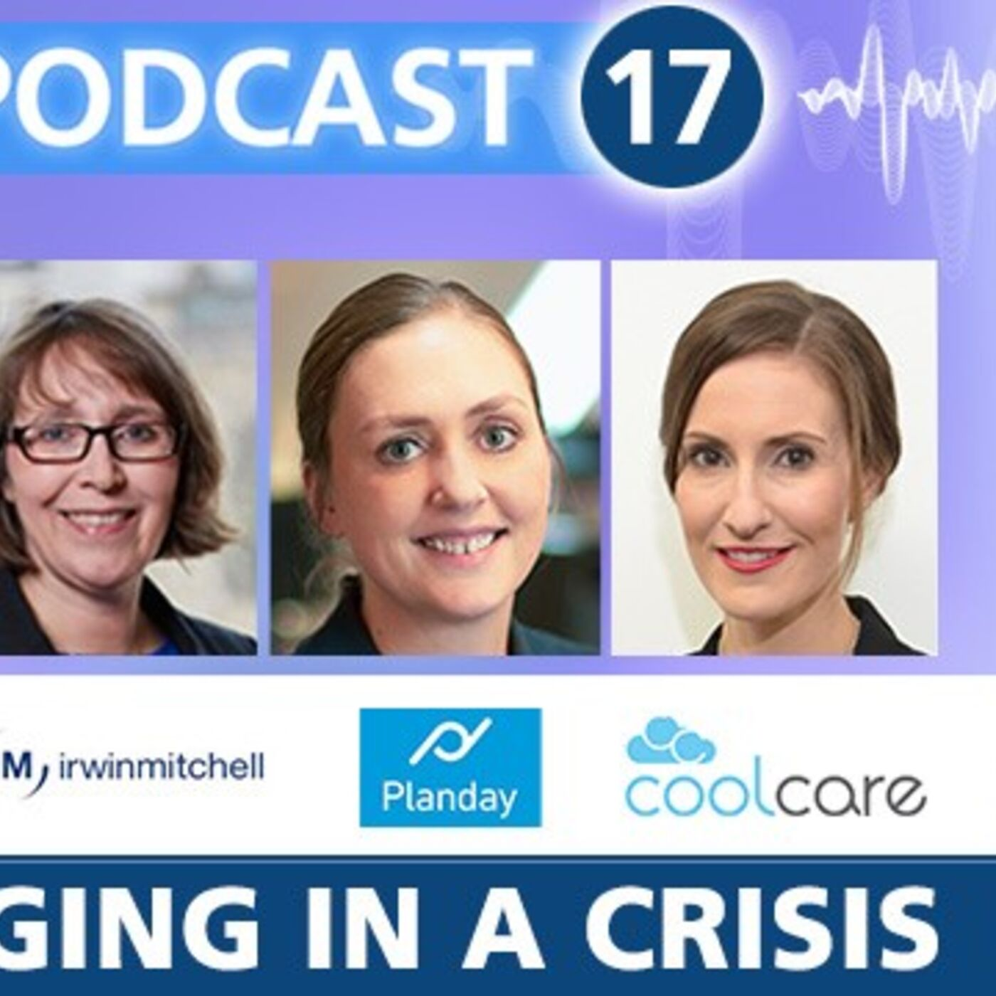 COVID-19 Special Podcast: Managing in a Crisis. From Care Home Management