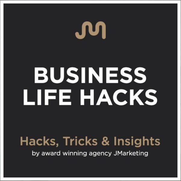 Business Life Hacks Podcast Artwork Image