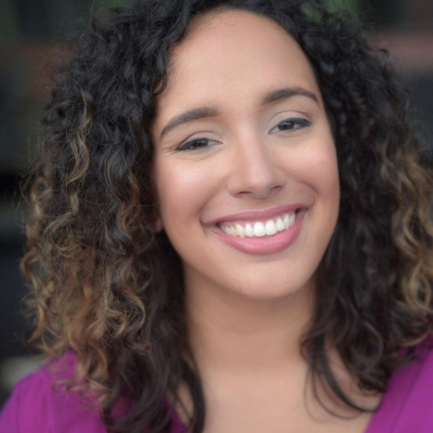 Carly Jones, Program Director at N.C. Arts Council; Performer