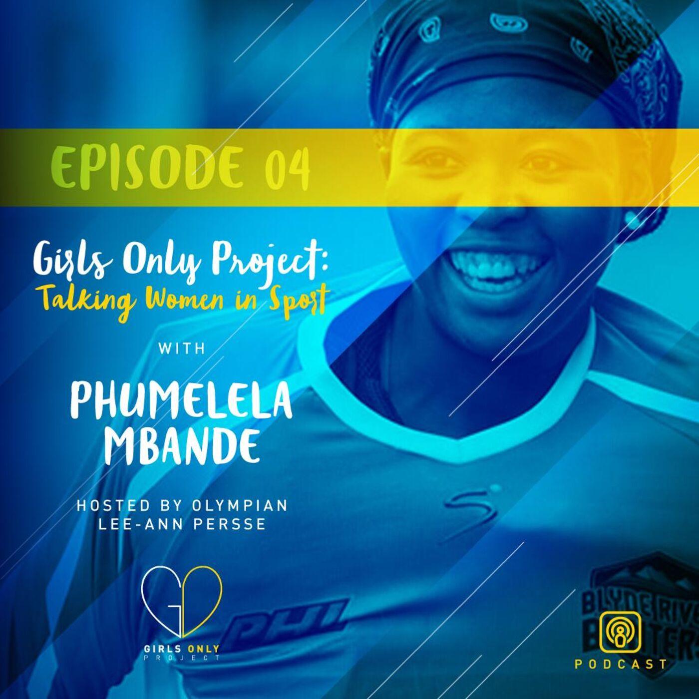 Phumelela Mbande