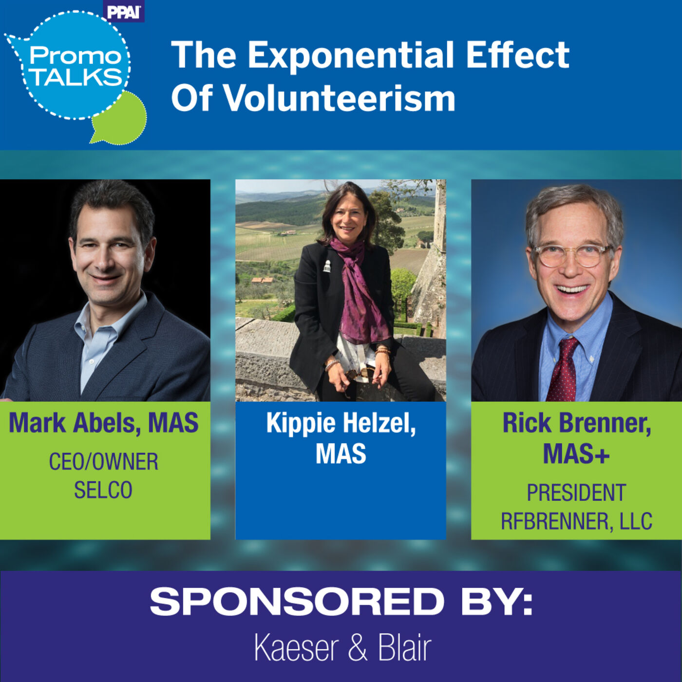 """PPB Presents: """"The Exponential Effect Of Volunteerism"""""""
