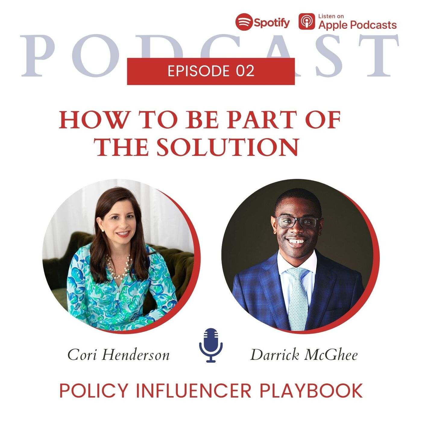 How to Be Part of the Solution with Darrick McGhee