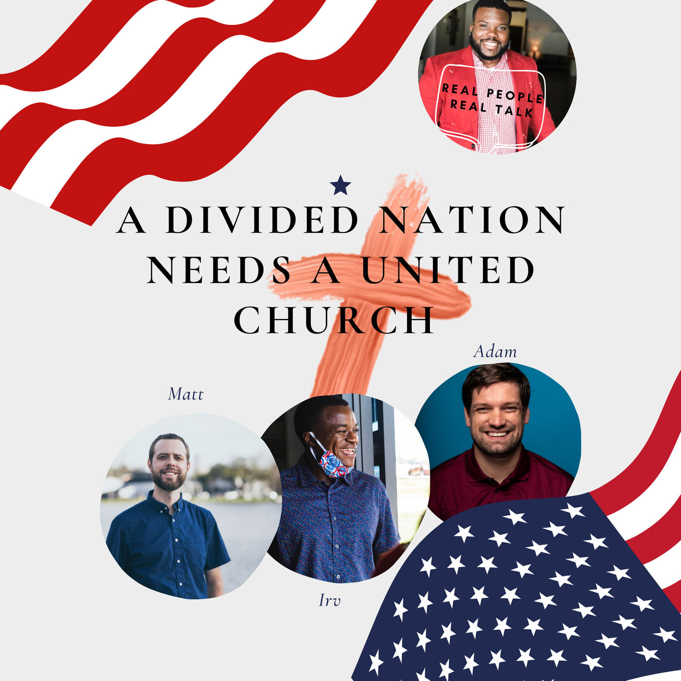 A Divided Nation Needs a United Church.