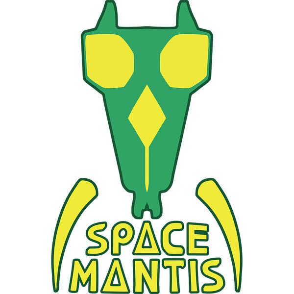 Space Mantis -- Coming September 5, 2020! Podcast Artwork Image