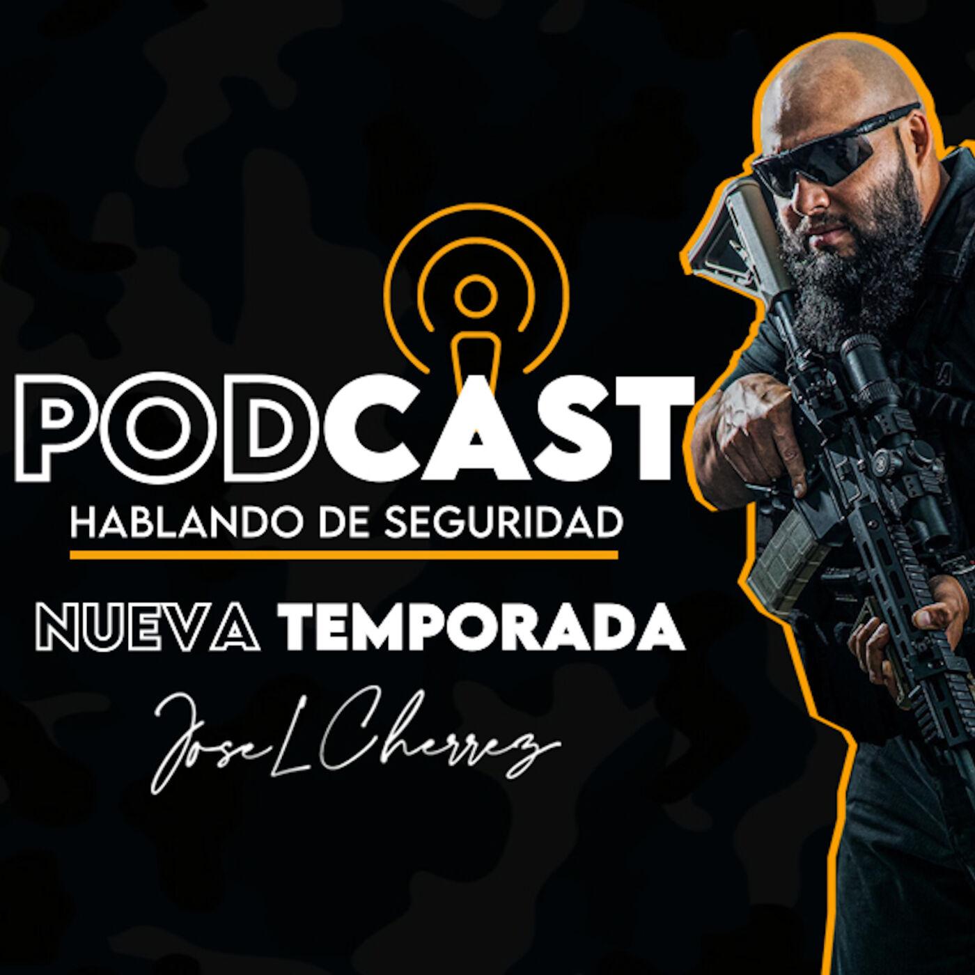 Jose L Cherrez conversando con Damián Tiradores Argentinos