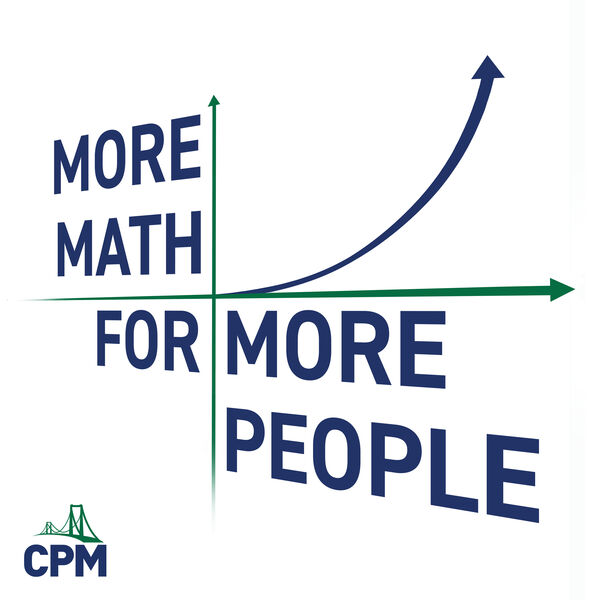 More Math for More People Podcast Artwork Image