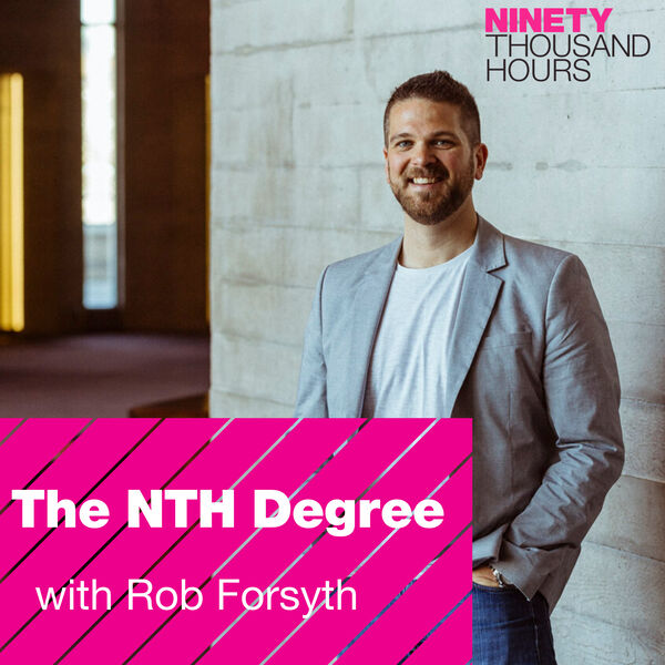 The NTH Degree Podcast Artwork Image