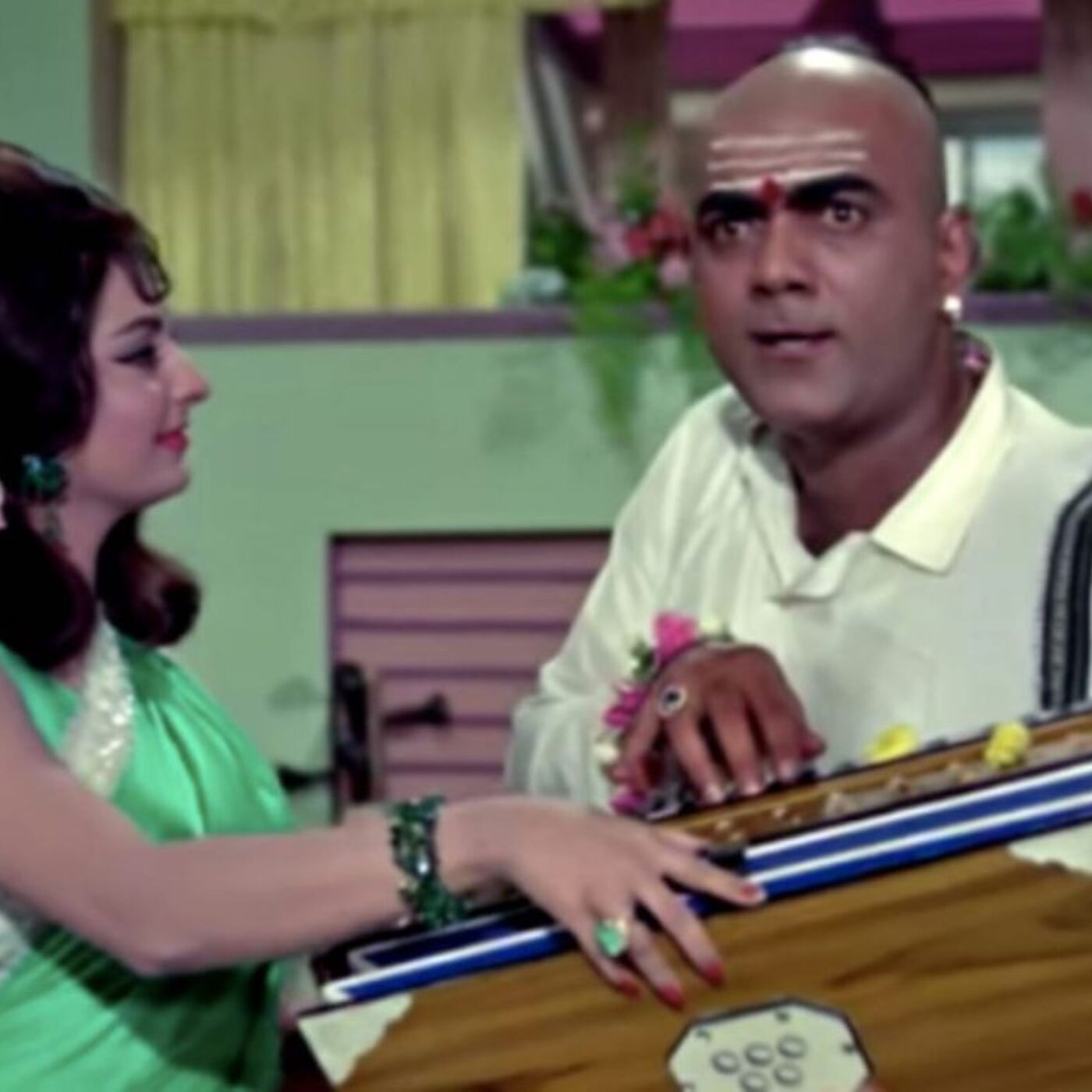 Old Hindi 'Fun' songs to help during House Arrest