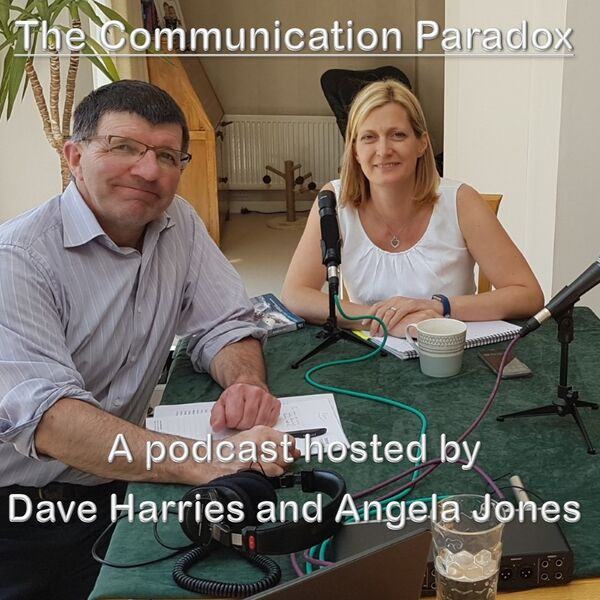 The Communication Paradox Podcast Artwork Image