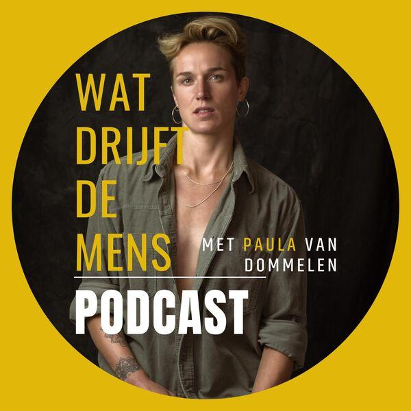 Wat Drijft De Mens Podcast Podcast Artwork Image