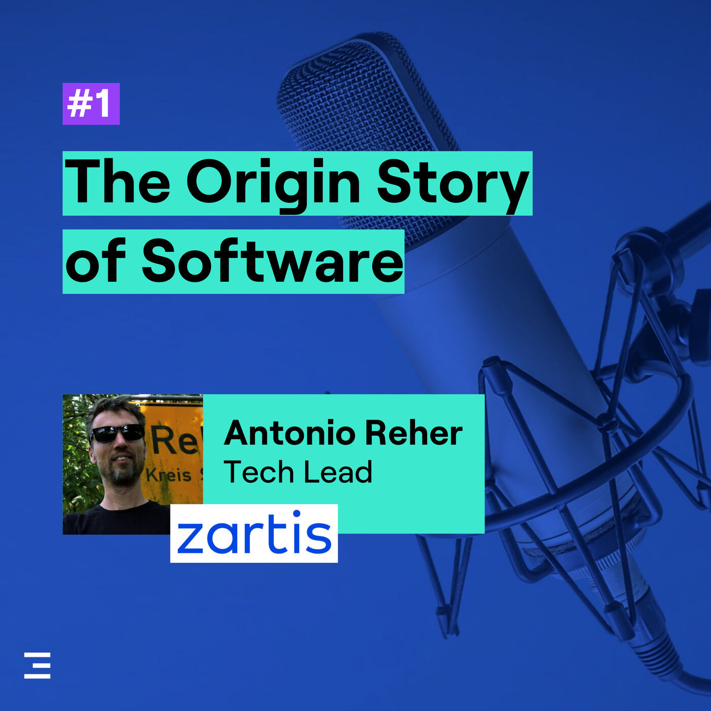 1. The Origin Story of Software