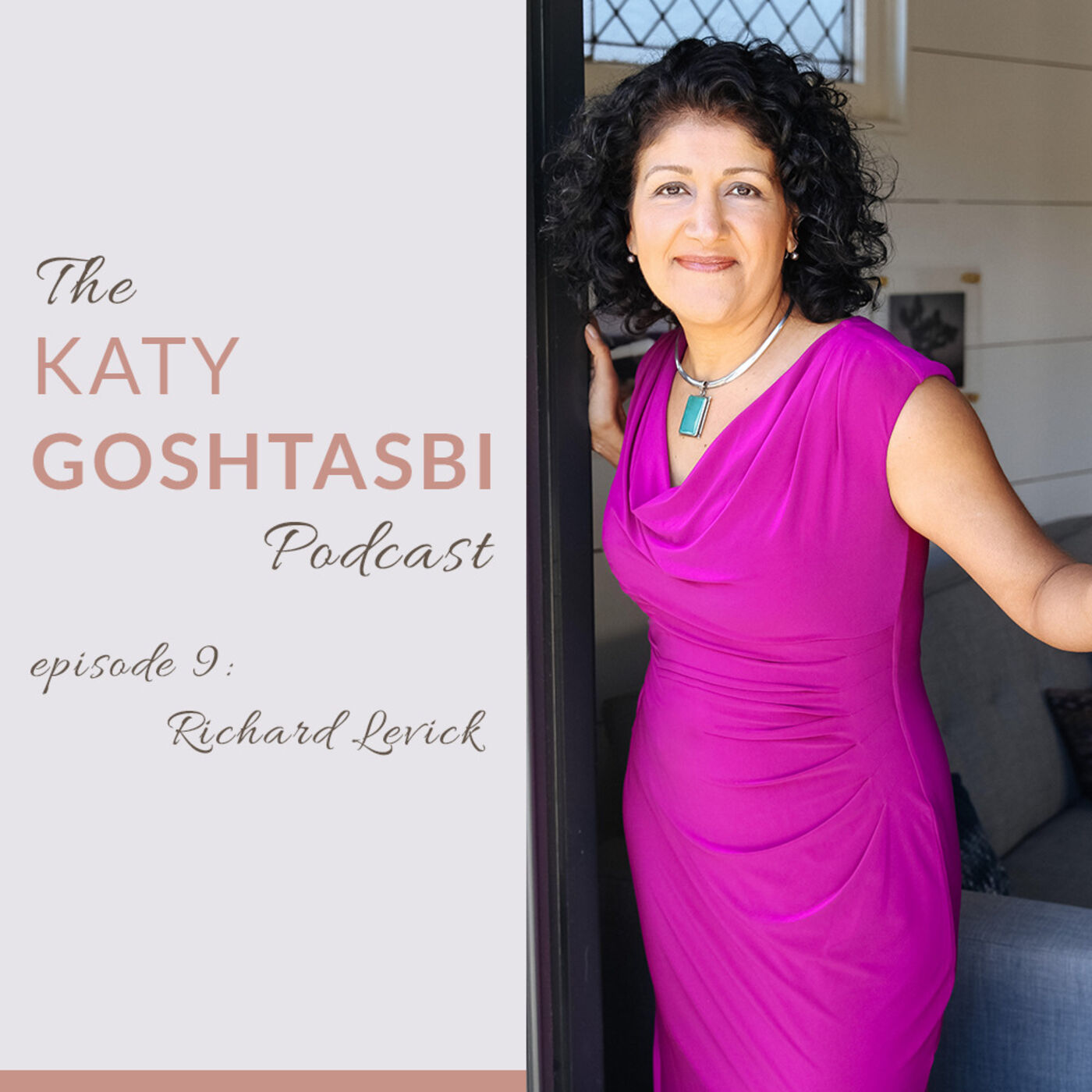Katy G Podcast Episode #9: Interview with Richard Levick
