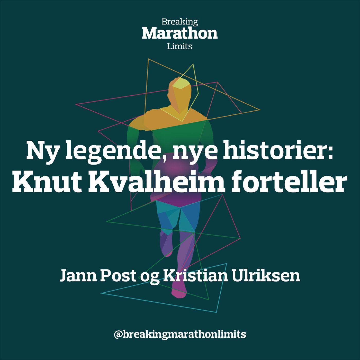 Knut Kvalheim forteller
