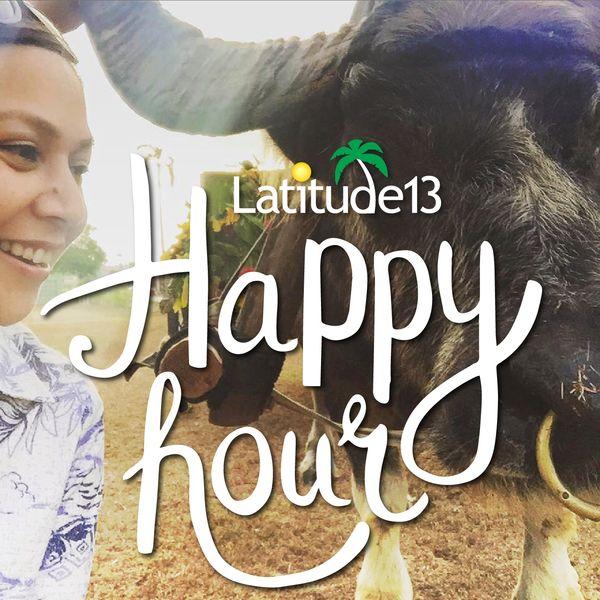 Latitude13 Happy Hour Podcast Artwork Image