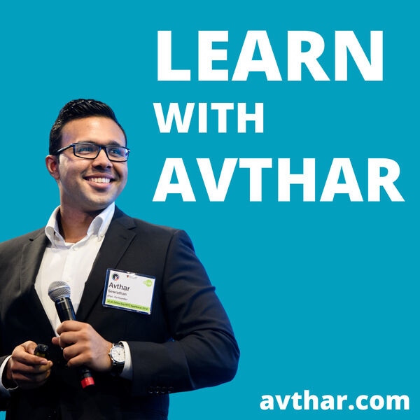Learn With Avthar Podcast Artwork Image