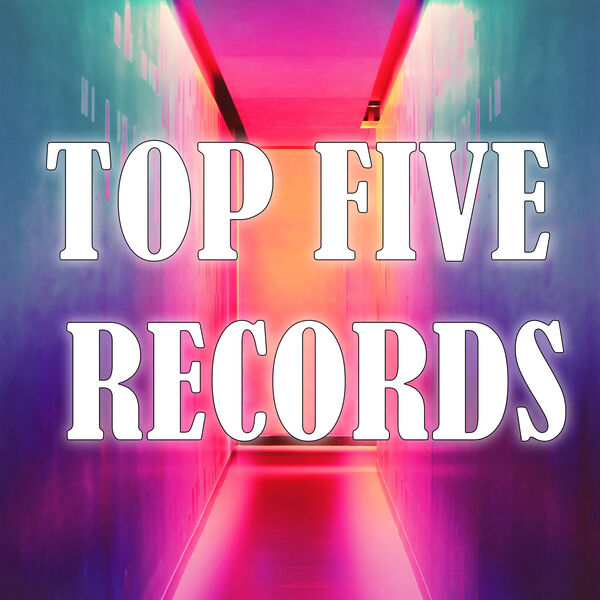 Top Five Records Podcast Artwork Image