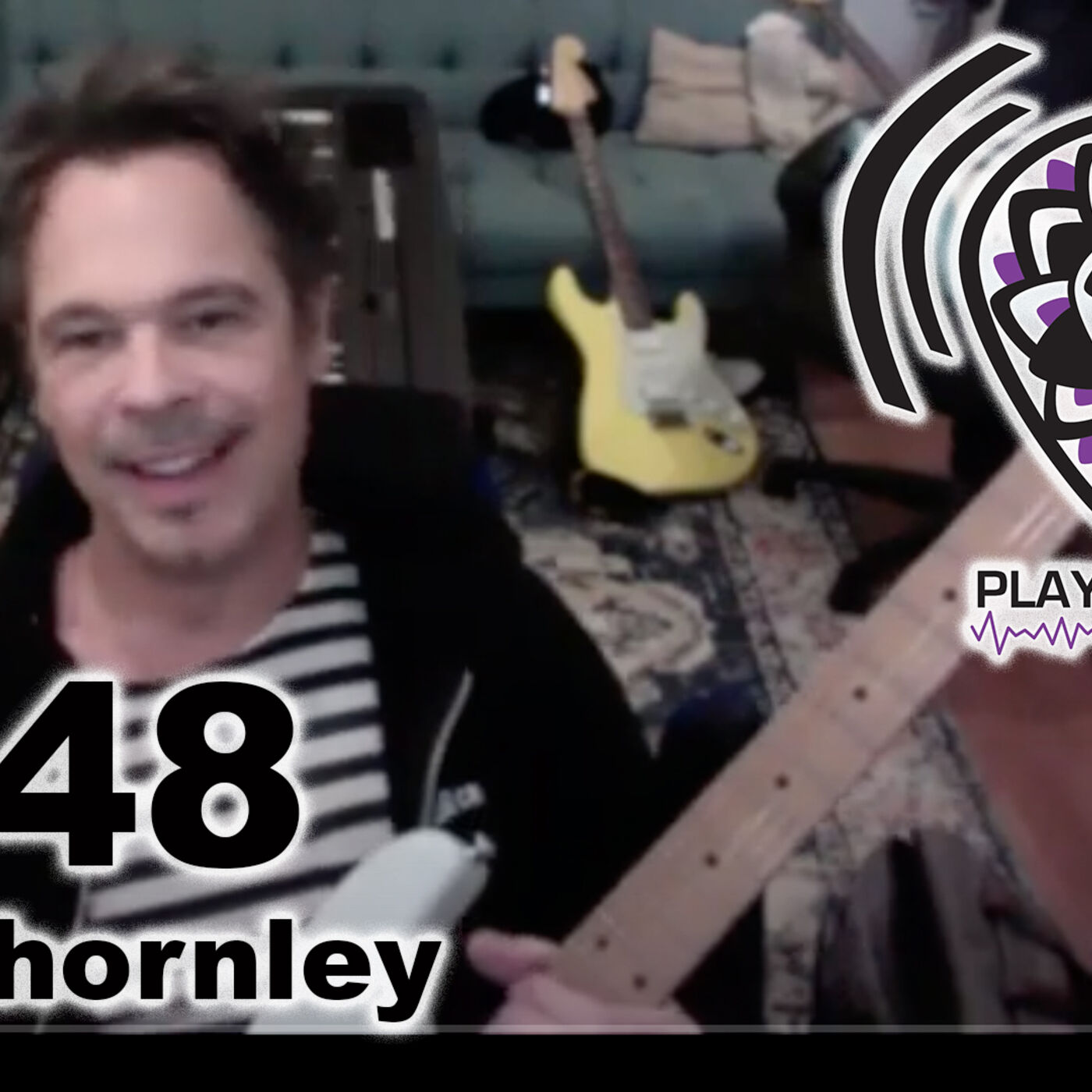 #48 Player's Pick Podcast - Ian Thornley / Big Wreck